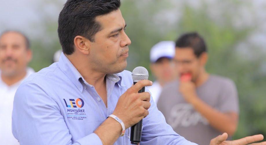 Con propuestas enfocadas a la seguridad Leo Montañez cierra su campaña