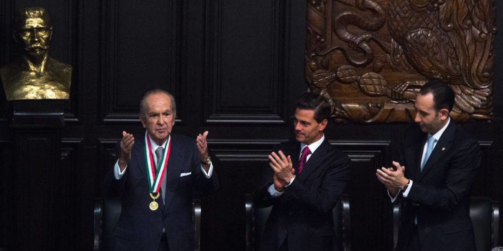 Peña, Fox y Calderón beneficiaron con miles de millones a Bailléres