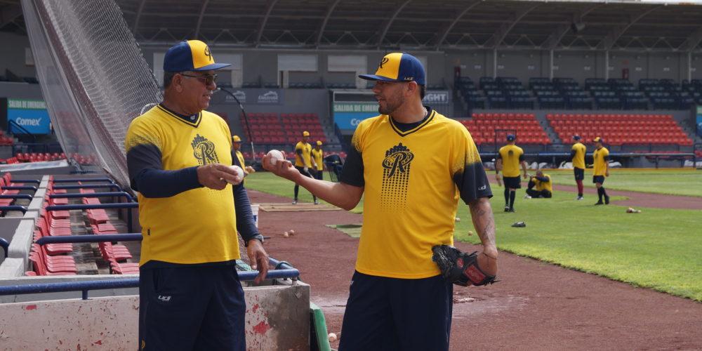 Llega el pitcher Federico Castañeda a Rieleros