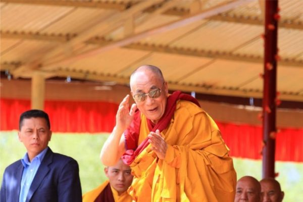 El secreto de la felicidad es revelado por el Dalái Lama