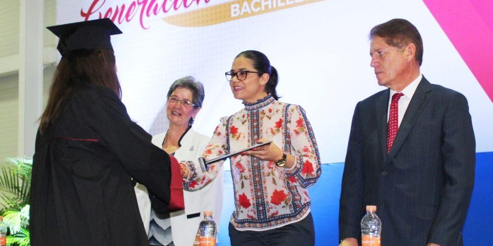 270  nuevas bachilleres egresaron de la Escuela Normal de Aguascalientes