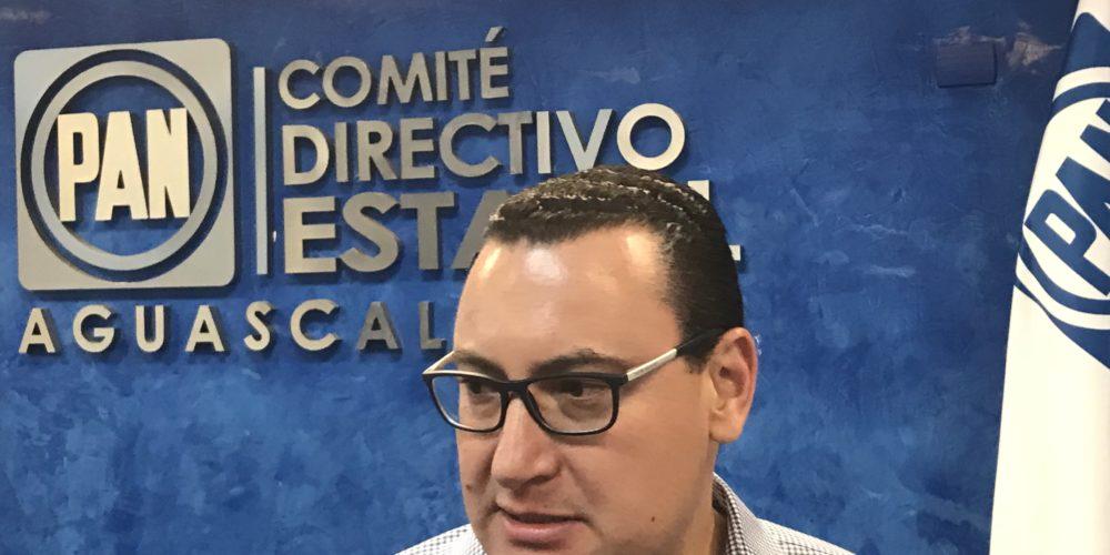Llama PAN a mantener la calma y la paz en elecciones en Aguascalientes