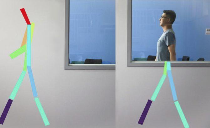 """Esta inteligencia artificial puede """"ver"""" a través de las paredes"""