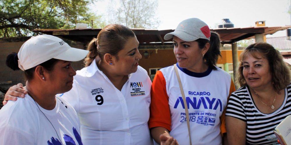 Las mujeres tendrán más opciones de trabajo: Mónica Becerra