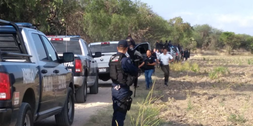 Balacera en Encarnación de Díaz, Jalisco deja 7 muertos y 3 heridos