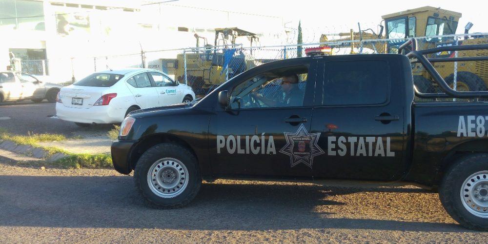 Policía estatal frustra extorsión en Aguascalientes