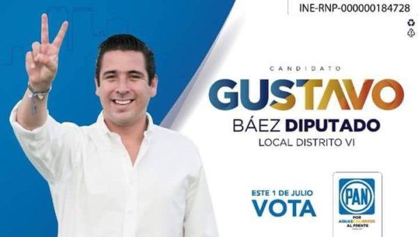 Balconean incumplimiento de Gustavo Báez