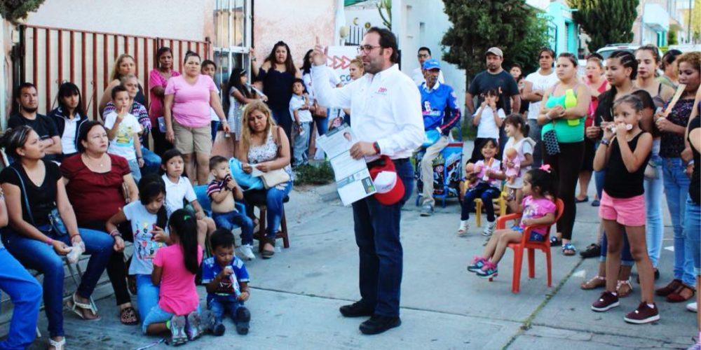 "Programa ""Avanzar Contigo"" herramienta de solución ciudadana: JCLRR"