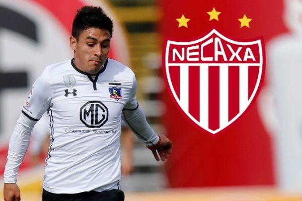 Necaxa ofreció poco por Claudio Baeza y se queda en Colo Colo