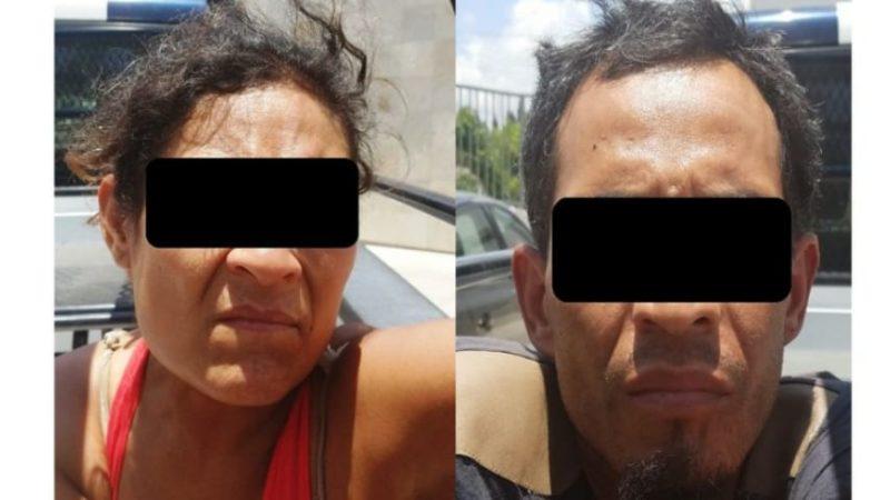 Detienen a pareja por corrupción de menores en Rincón de Romos