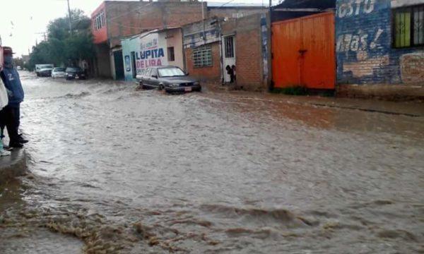 Lanza ISSEA recomendaciones en caso de inundaciones