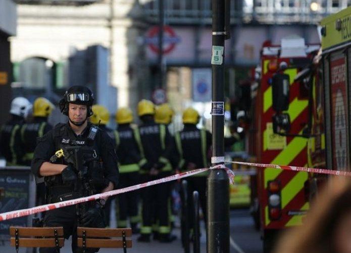 Reportan 5 heridos por explosión menor en metro de Londres