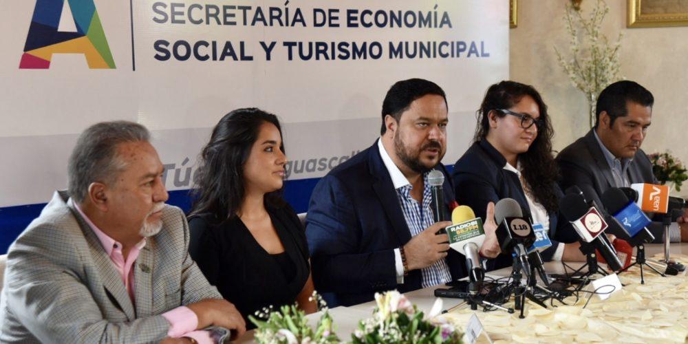 Cuenta MuniAgs con una bolsa de 2.5 millones de pesos para apoyo a emprendedoras