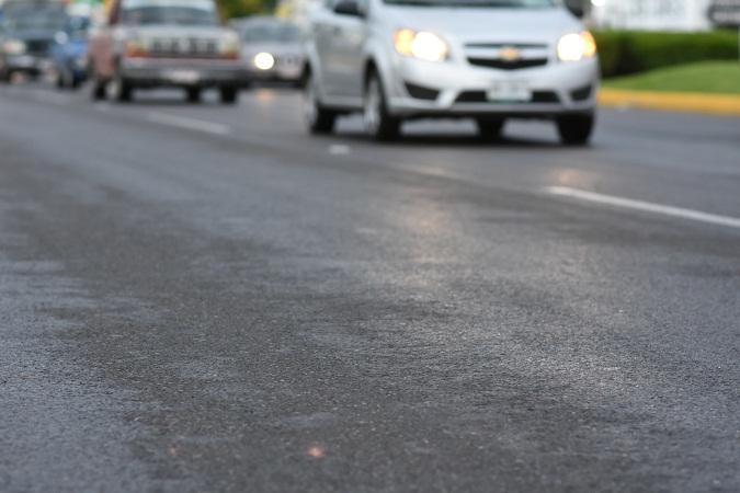 Reencarpeta MuniAgs vialidades en varios puntos de la ciudad