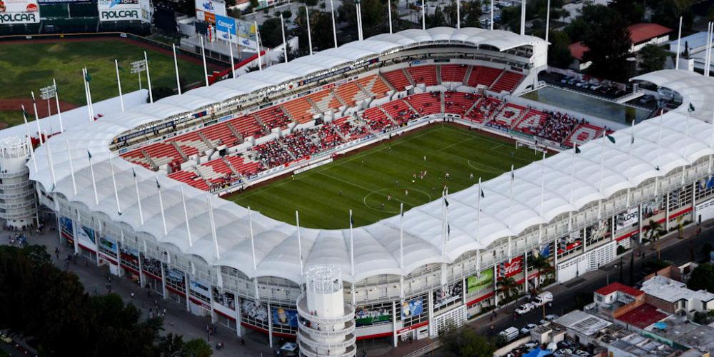 Necaxa hace oficial el regreso de aficionados al Estadio Victoria