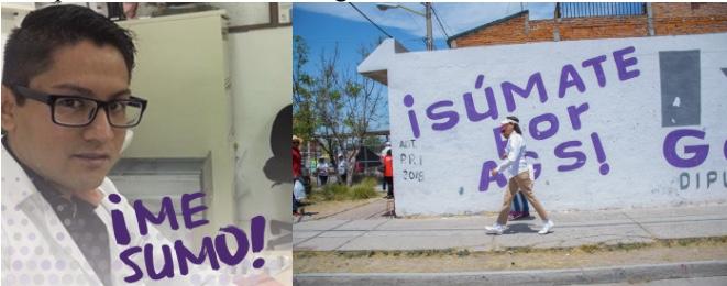 Eslogan de campaña de Lorena Martínez un plagio de su asesor