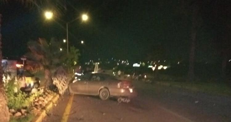 Muere sujeto en un choque en Calvillo, Aguascalientes