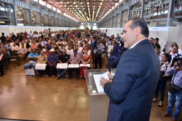 Se llevó a cabo la Quinta Feria del Empleo 2018