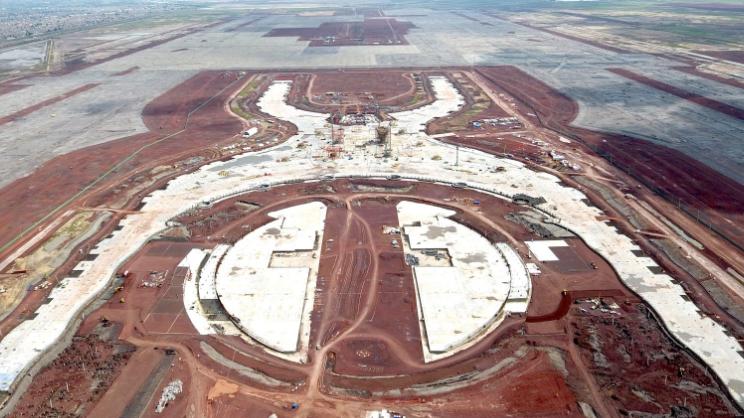 El futuro del nuevo aeropuerto se decidirá en consulta ciudadana, confirma AMLO