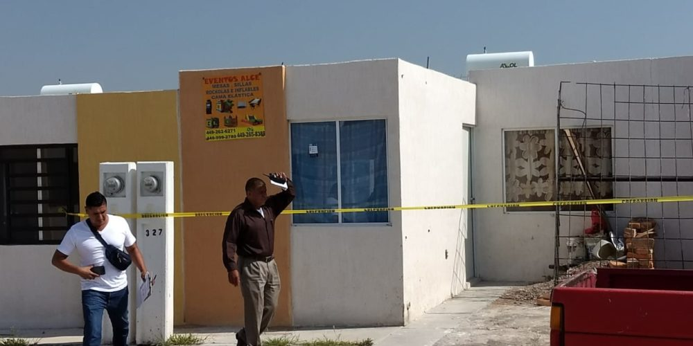 Misteriosa muerte de mujer en Aguascalientes