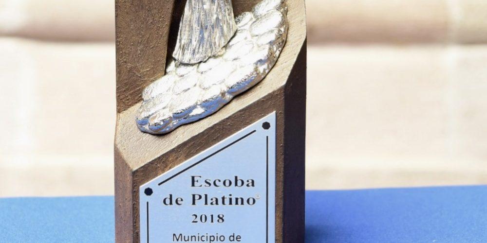 Premian servicio de limpia de Aguascalientes