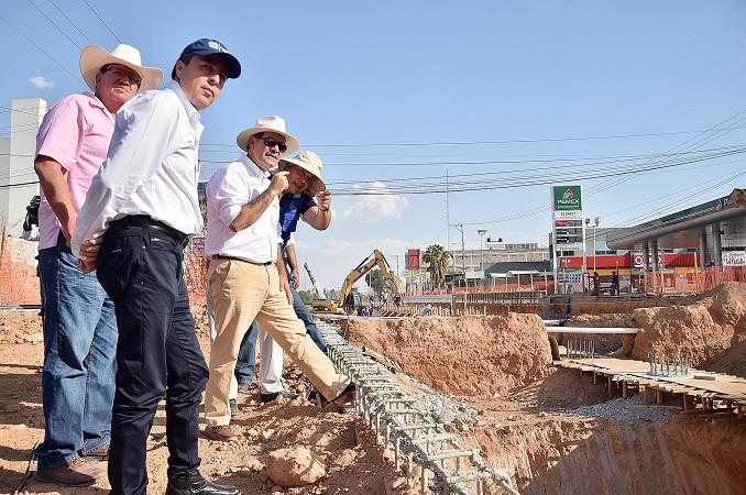 Casi mil mdp se han invertido en proyectos de obra pública en 2018