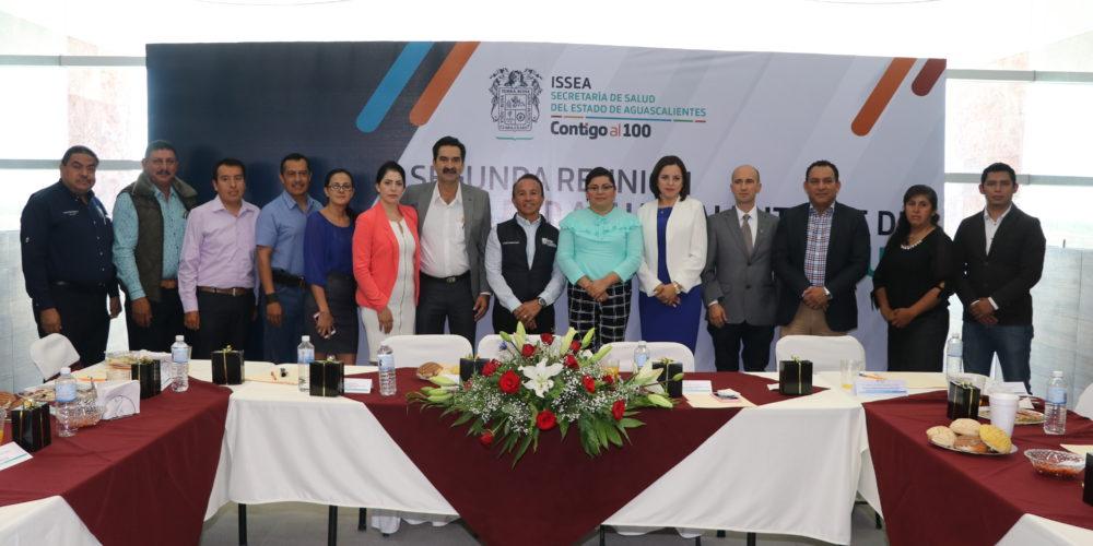 Convocan a alcaldes de Aguascalientes a promover la Salud Materna