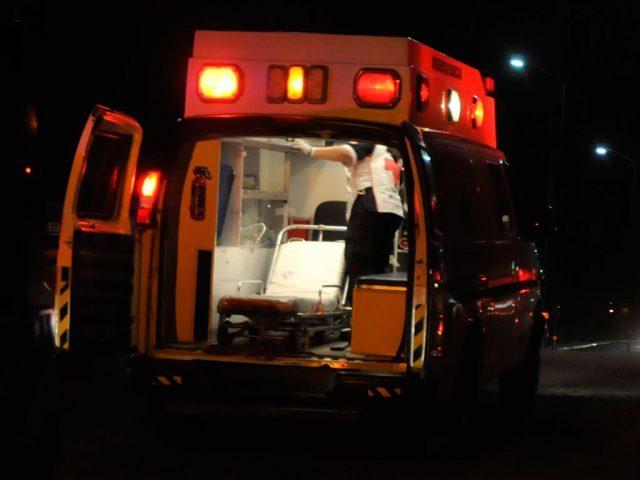 Choque en la comunidad Emiliano Zapata deja 3 heridos