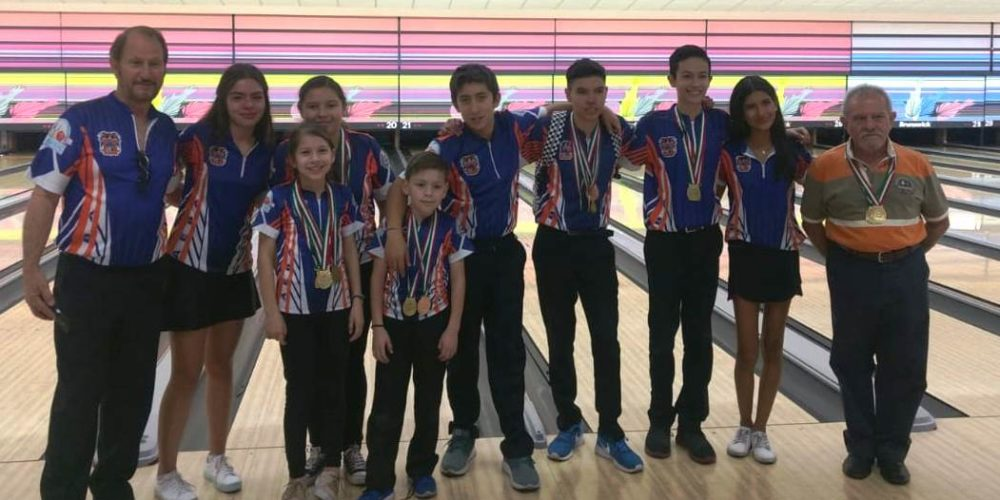 Aguascalientes suma 4 medallas de oro en Campeonato Nacional de Boliche