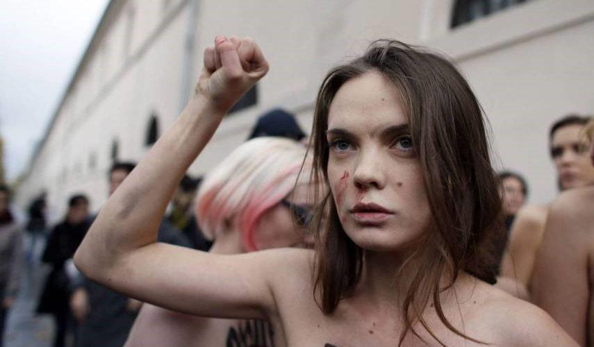 Hallan muerta en Francia a fundadora de Femen