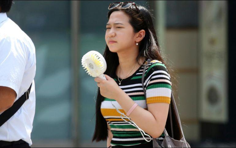 Ola de calor en Japón genera temperaturas récord