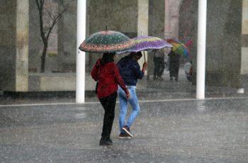 Pronostican lluvias fuertes este lunes para Aguascalientes