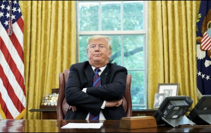 Donald Trump da positivo a Covid-19