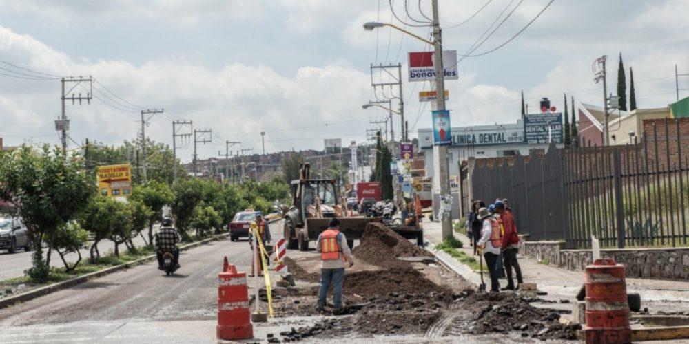 Sin trabajo el 30% de constructores en Aguascalientes