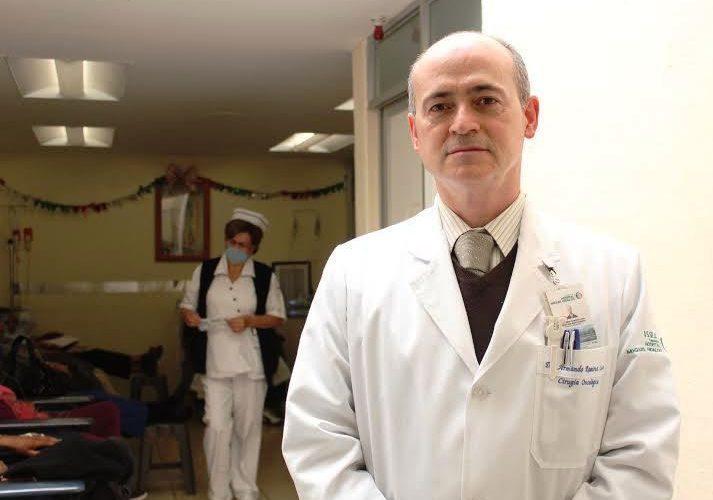 Aclara director del HH que enfermeros no fueron cesados sino que concluyó su contrato