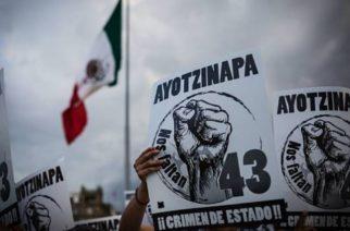 ONU da su solidaridad con familia de normalista de Ayotzinapa