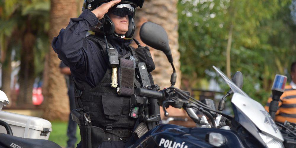 Policías de Jesús María, preparados para vigilar movimiento en época decembrina