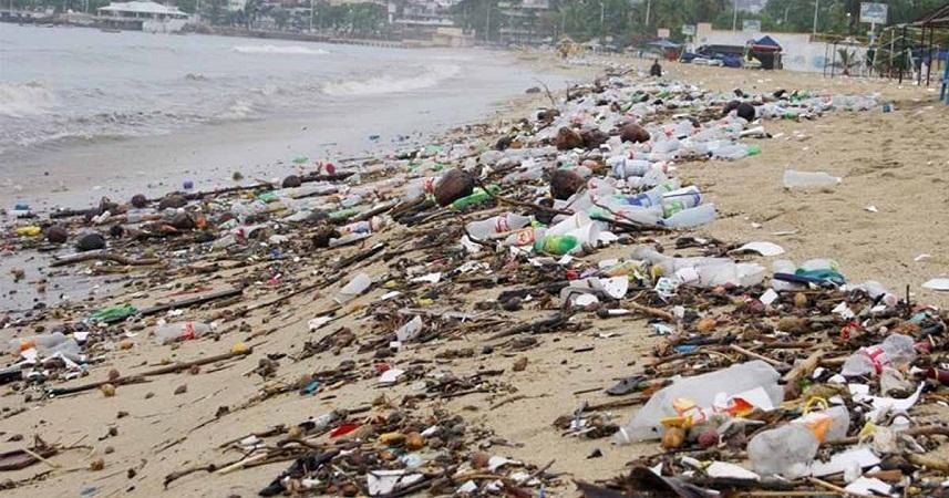 Toneladas de basura siguen llegando al mar, poca se recicla