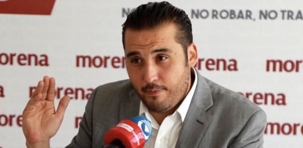 Sancionarán a superdelegado de Aguascalientes por promoción a AMLO