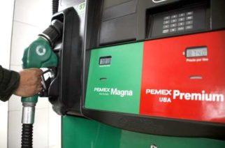 Hacienda retira estímulo fiscal a gasolina Premium