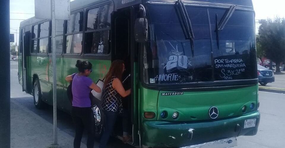 3 de cada 10 usuarios de urbanos en Aguascalientes sufrirán con el aumento