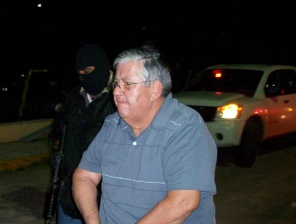 Raúl Cuadra fue puesto en prisión domiciliaria en Aguascalientes