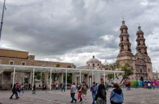 Continúa el pronóstico de lluvia para Aguascalientes