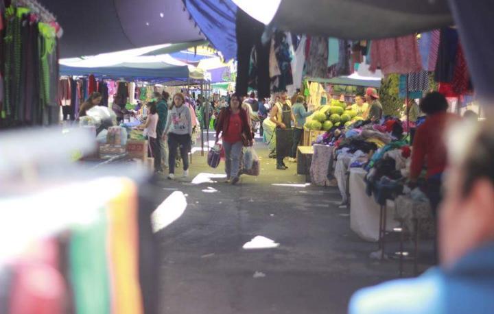 Complicado impedir la instalación de tianguis en Aguascalientes: PAN