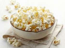 Dieta con palomitas de maíz