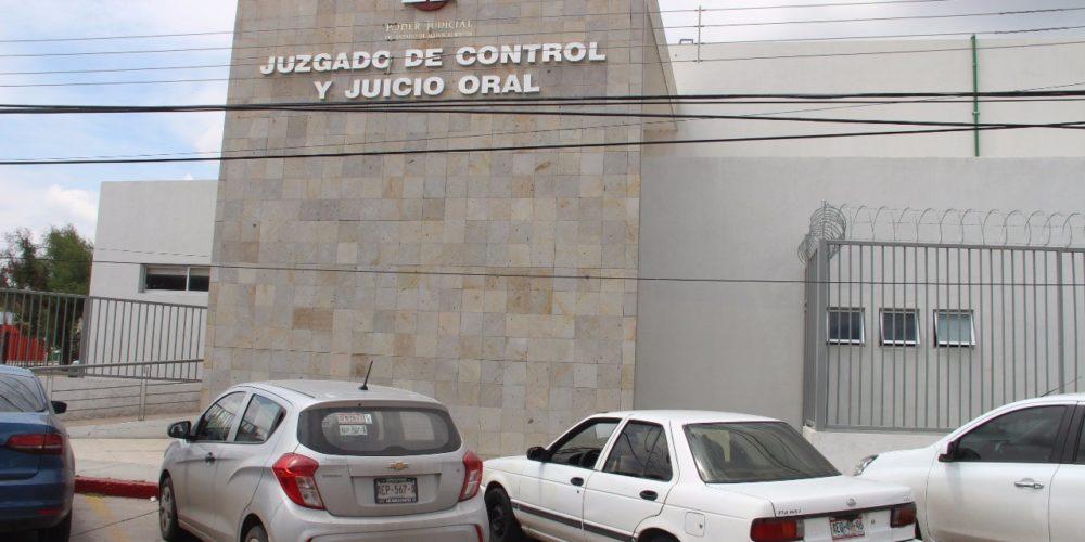 Dictan nueva sentencia a sujeto que privó de la vida a policía de Tepezalá