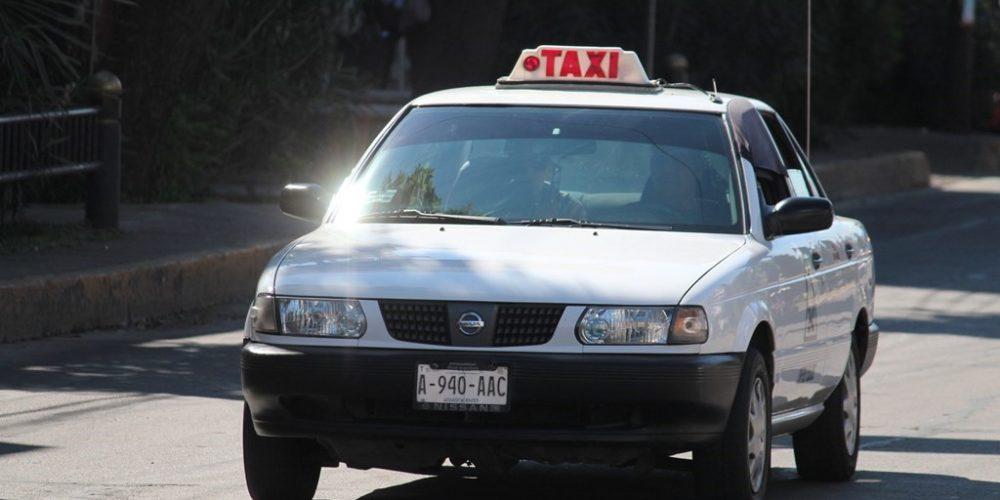 Taxistas de Aguascalientes esperan recuperarse con el Buen Fin