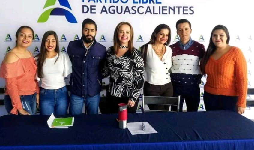 Partido Libre de Aguascalientes fomentará la cultura del respeto e inclusión social