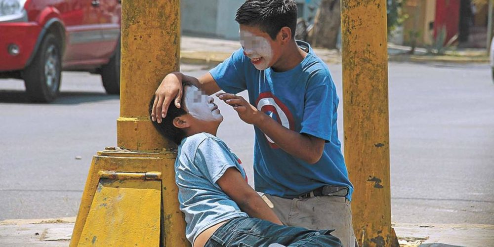 Incrementa número de niños en cruceros en Aguascalientes
