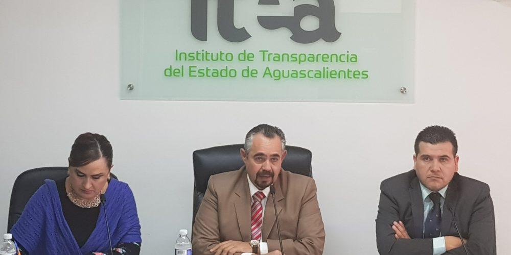 Región centro occidente del Sistema Nacional de Transparencia realizó la primera sesión ordinaria del 2020